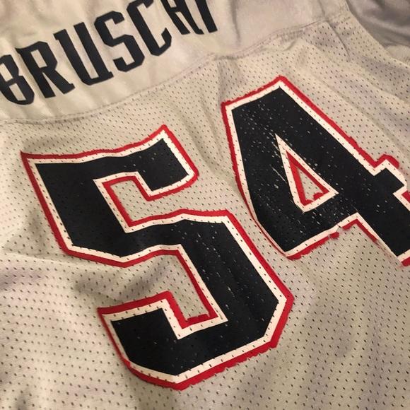 timeless design 2f0dd 7e05f New England Patriots Jersey - Tedy Bruschi